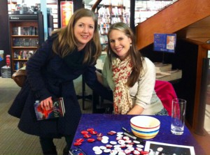 Kendra Leighton and Marissa Meyer
