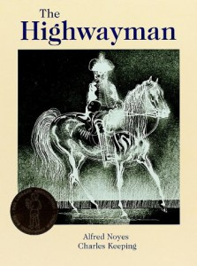 The Highwayman poem