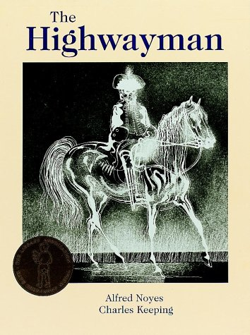 Worksheets Highwayman Poem the highwayman poem ya story in miniature kendra leighton poem