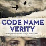 Best Book Read in June: CODE NAME VERITY