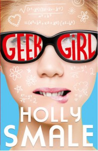 geek girl holly small