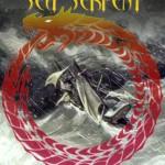 scribbling sea serpent