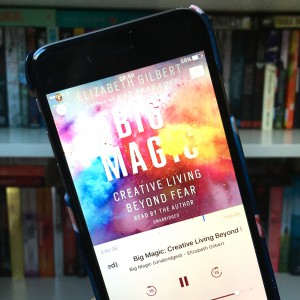 Big Magic audio book