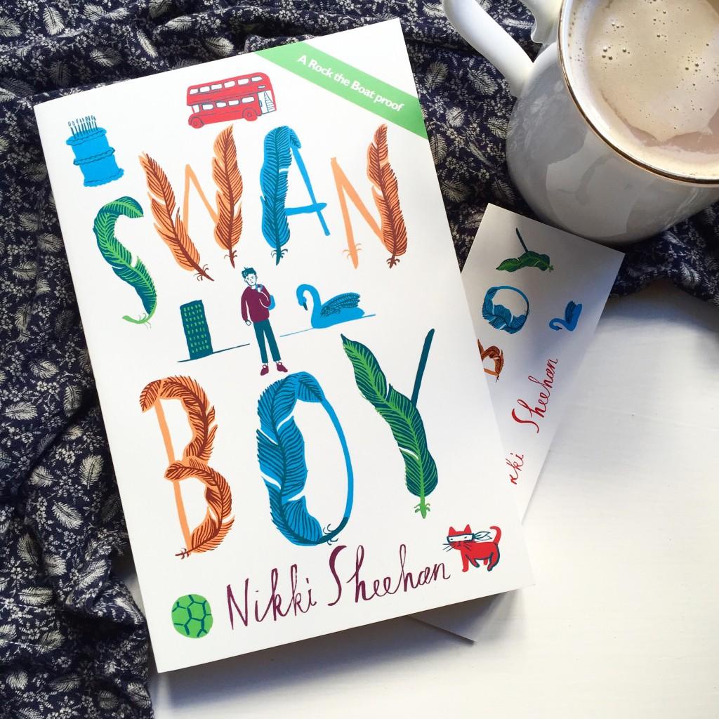 Swan Boy Nikki Sheehan