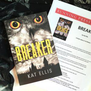 Breaker, Kat Ellis