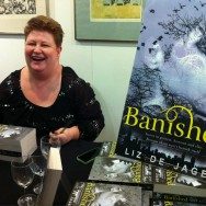 Book Launch: Liz de Jager's BANISHED